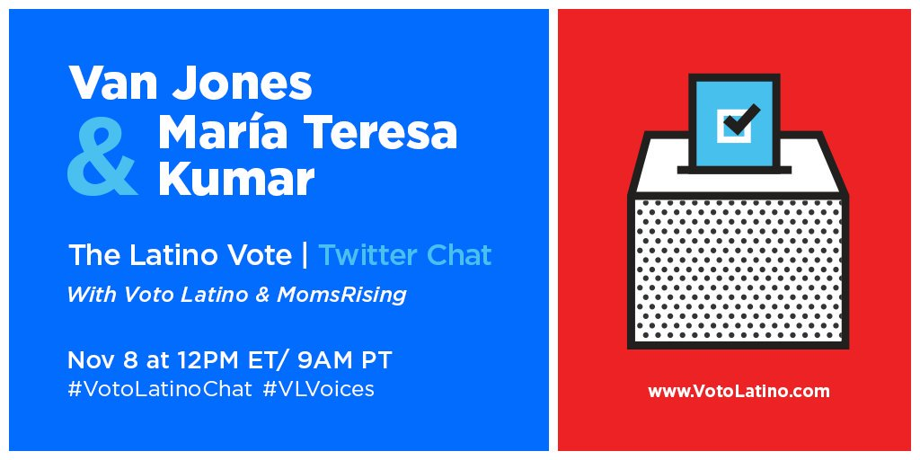 Thumbnail for  #ElectionDay #VotoLatinoChat: The Latino Vote and Voter Protection