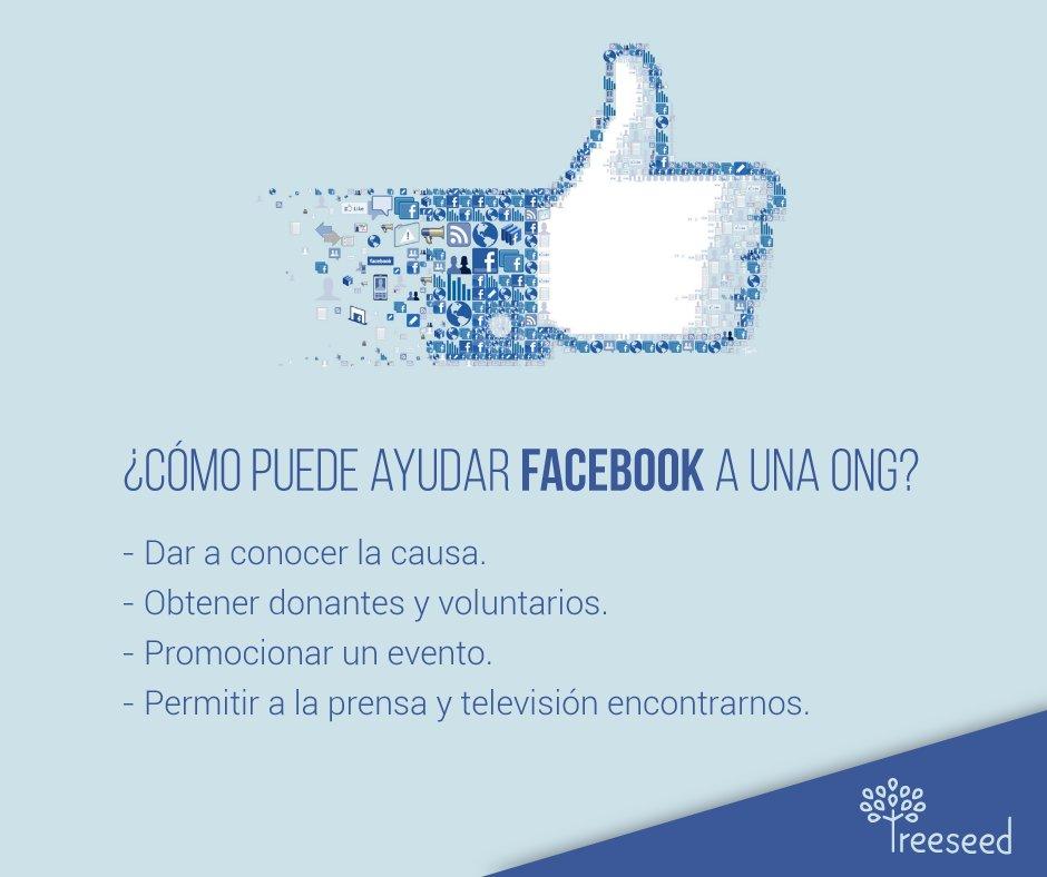 ¿Cómo puede ayudarle Facebook a una ONG?  Síganos en Facebook https://t.co/wya3IDYJjX #culturatreeseed #ong #costarica https://t.co/daIS7sQH5b