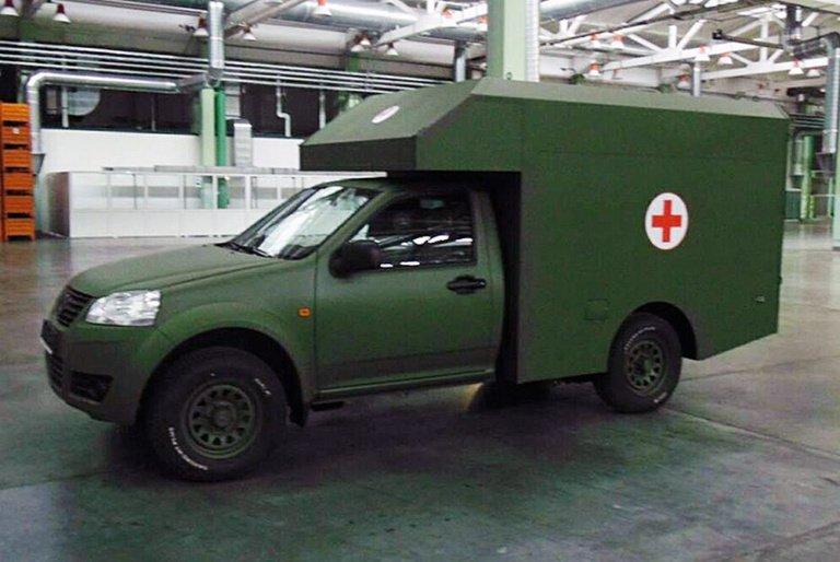 """""""Благодаря партнерам из США в ближайшее время ВСУ получат бронеавтомобили медицинской эвакуации"""", - Муженко - Цензор.НЕТ 9804"""