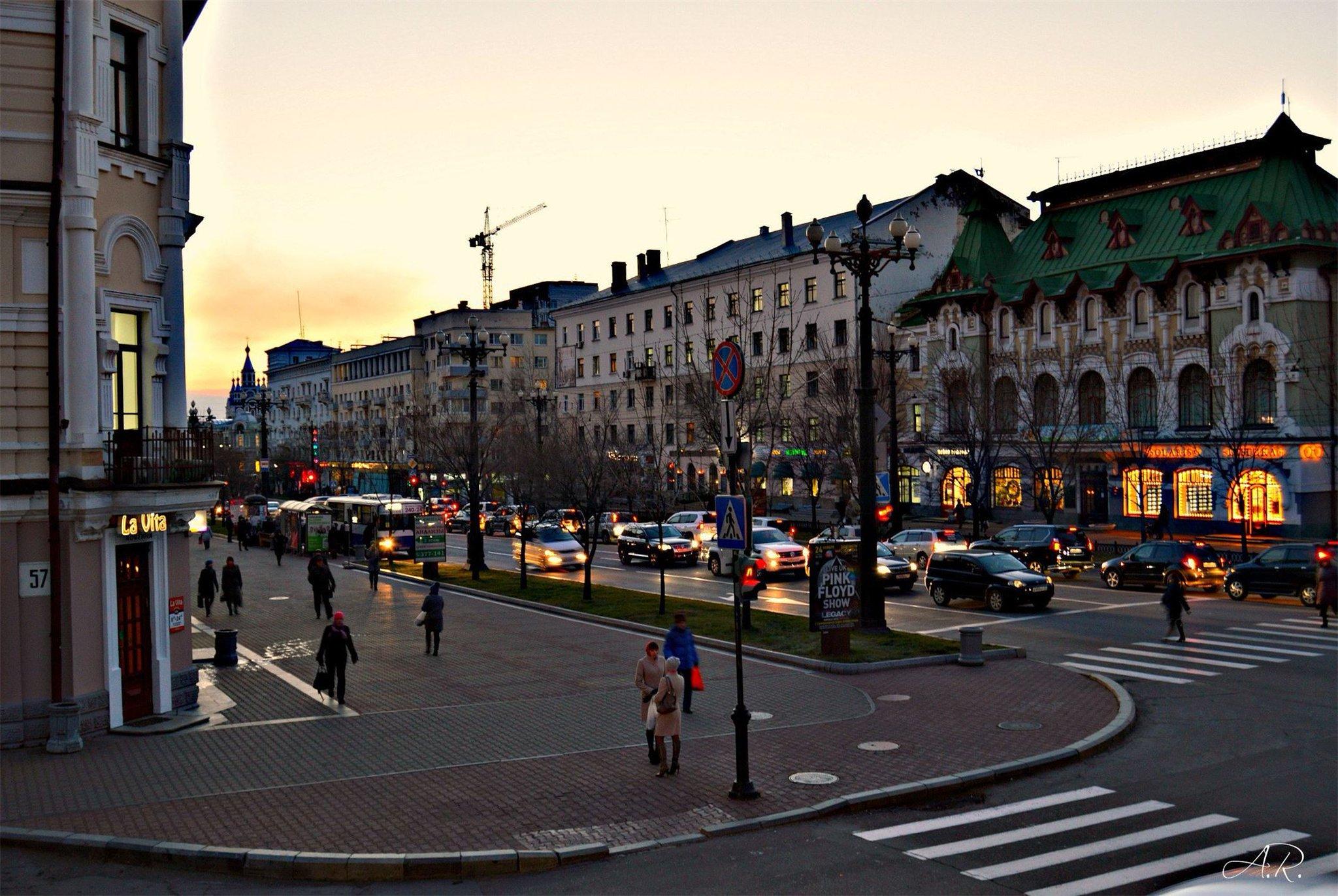 Картинки улиц в россии