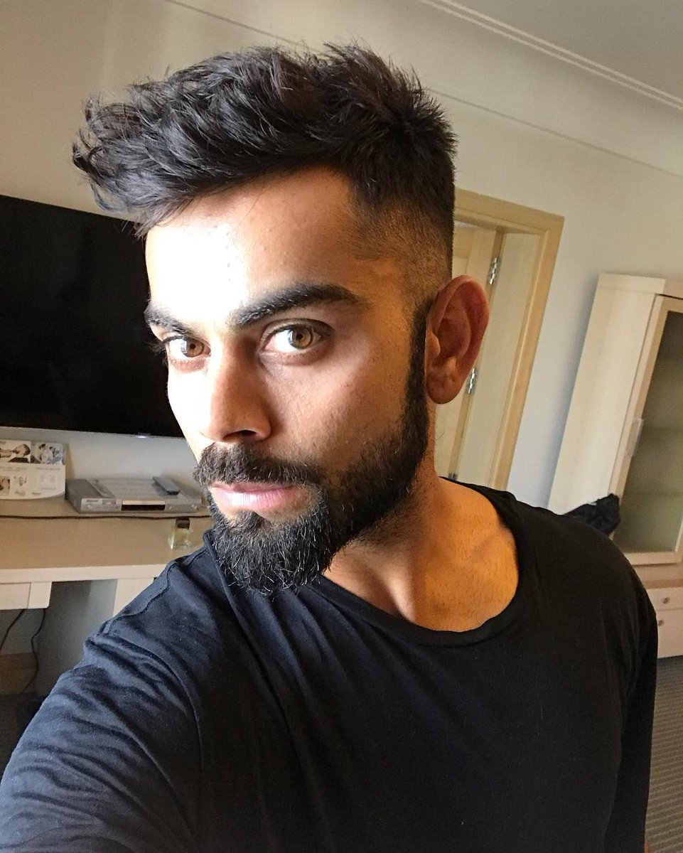beard styles with hair virat new hairstyle images hairstyles 2494