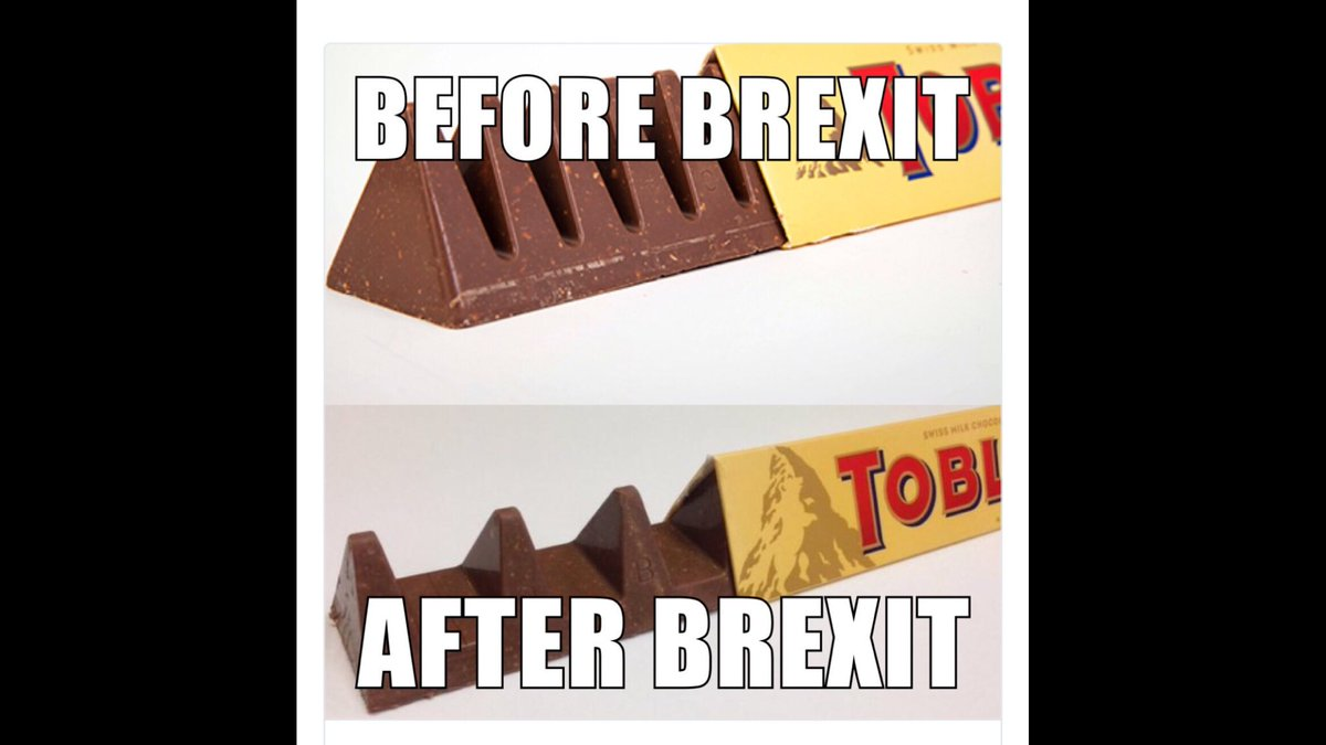 We told you terrible things, would happen, but did you listen? #TobleroneGate https://t.co/XOE8GR7xdD
