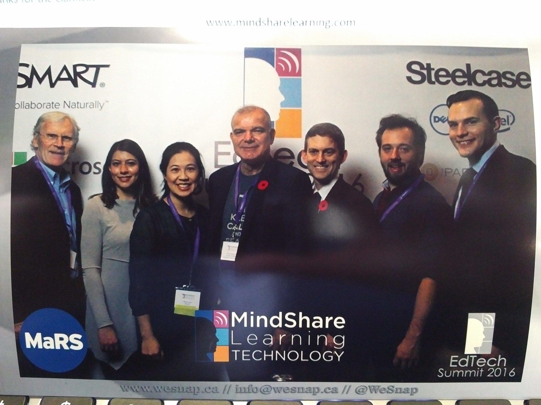 Thanks to #TeamMindshare for helping make our #cdnedtech16 Summit a success! @MindShareNews @MindShareK12 @schowOnt @missdinucci1 #EdTech https://t.co/dzAGMJhdbD