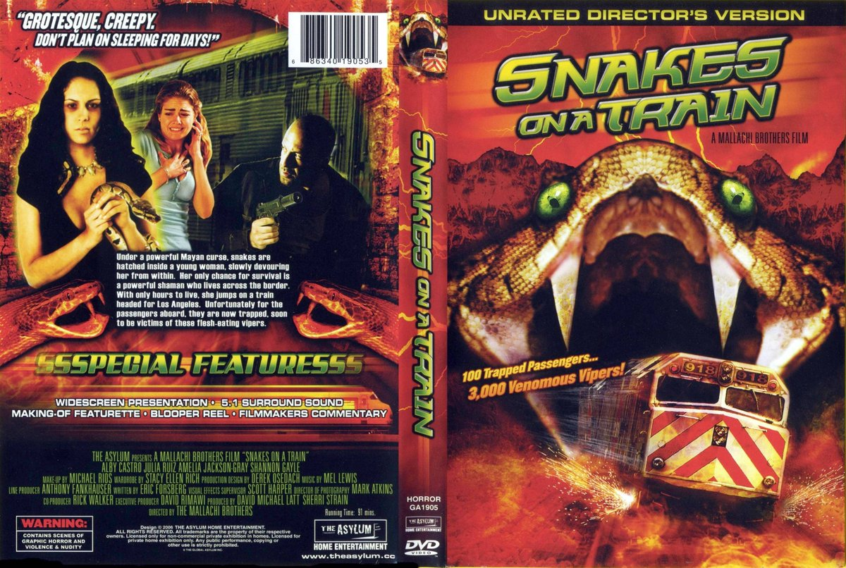 snake on the plane full movie in hindi