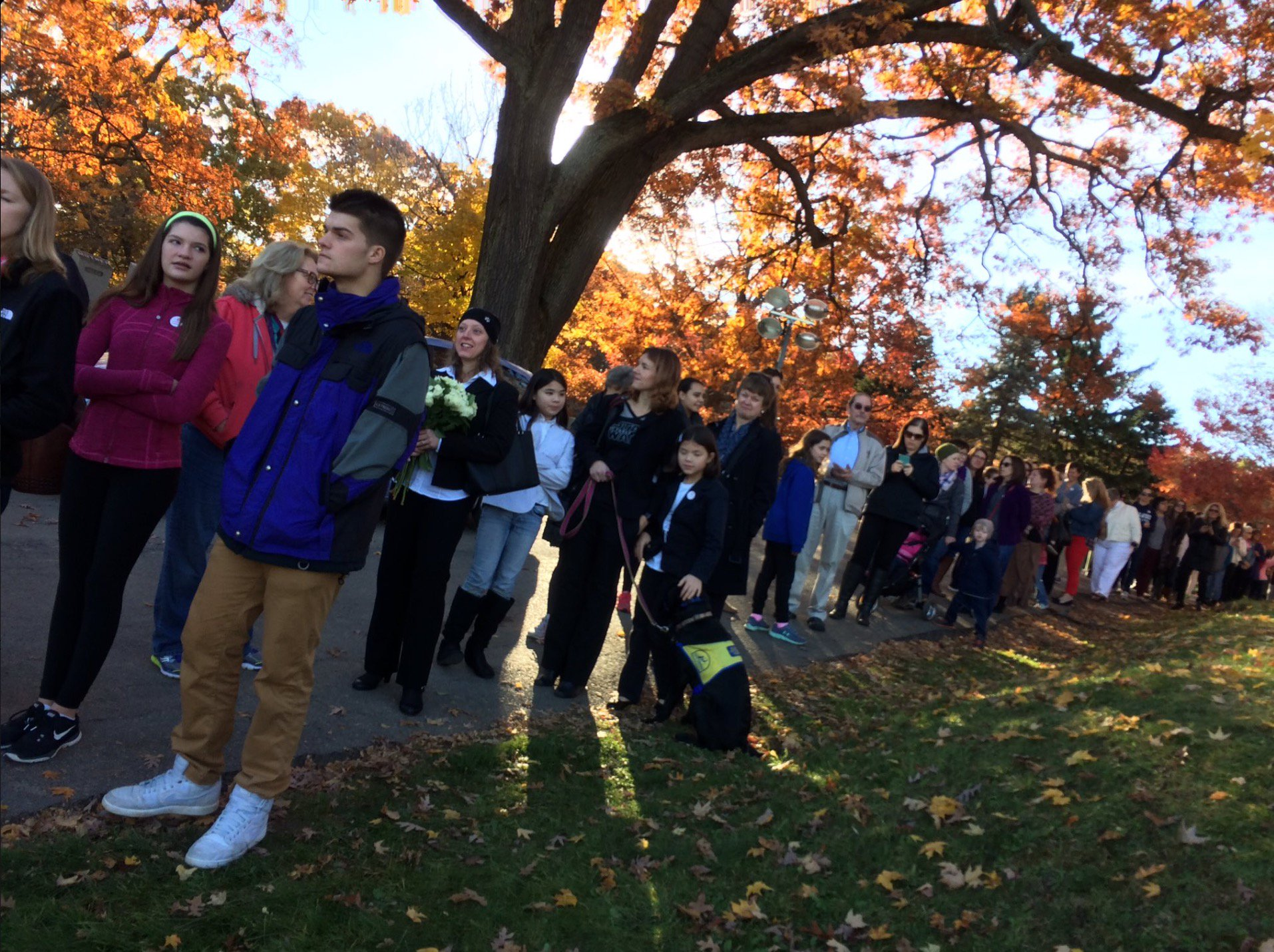 Thumbnail for US voters flock to grave of Susan B Anthony