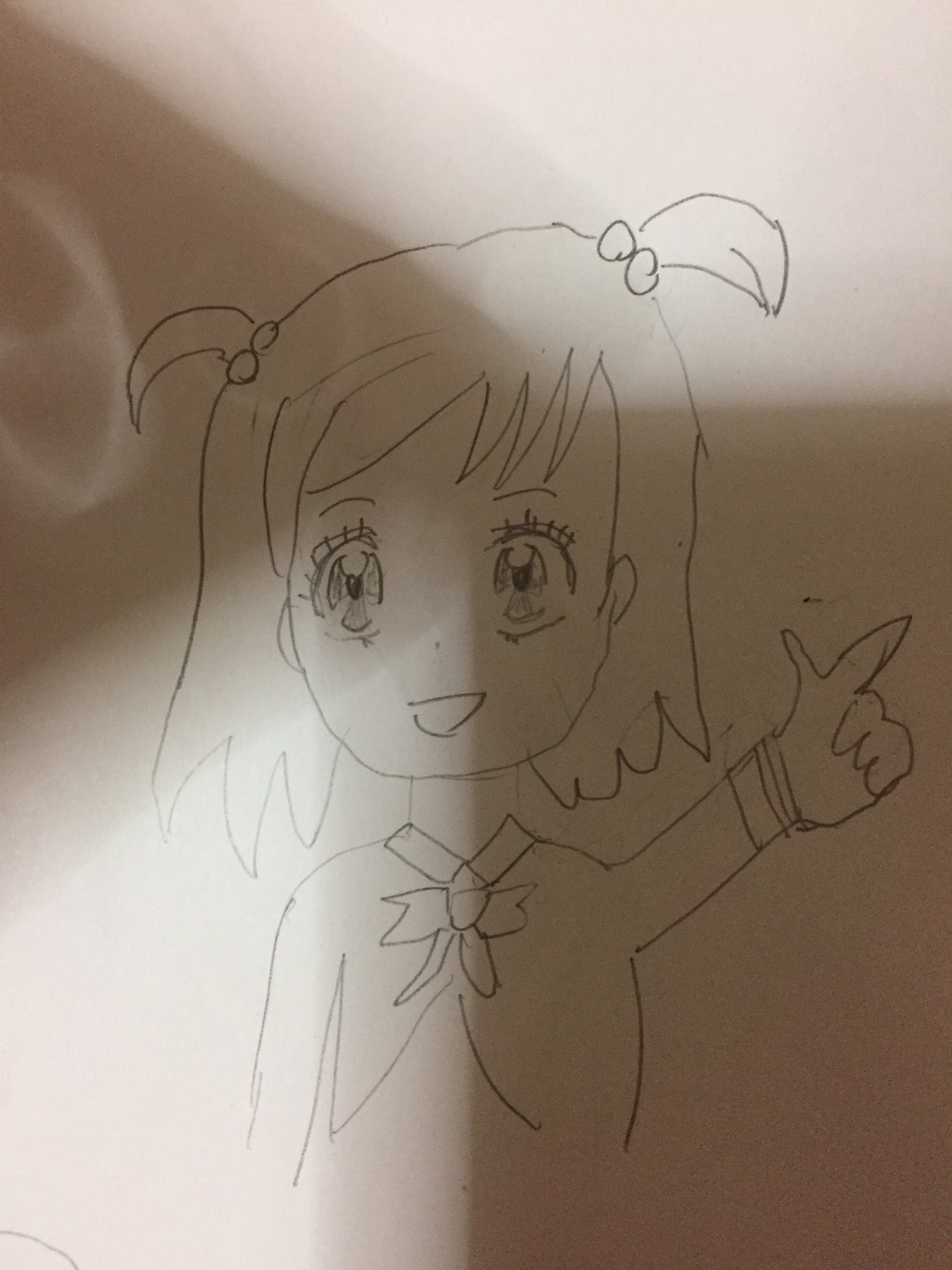 ひかり@夢原のぞみ生誕祭 (@cureflash)さんのイラスト