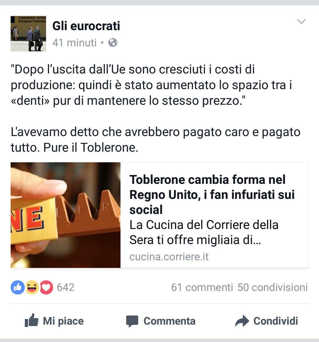 Disegno la cucina del corriere : glieurocrati hashtag on Twitter