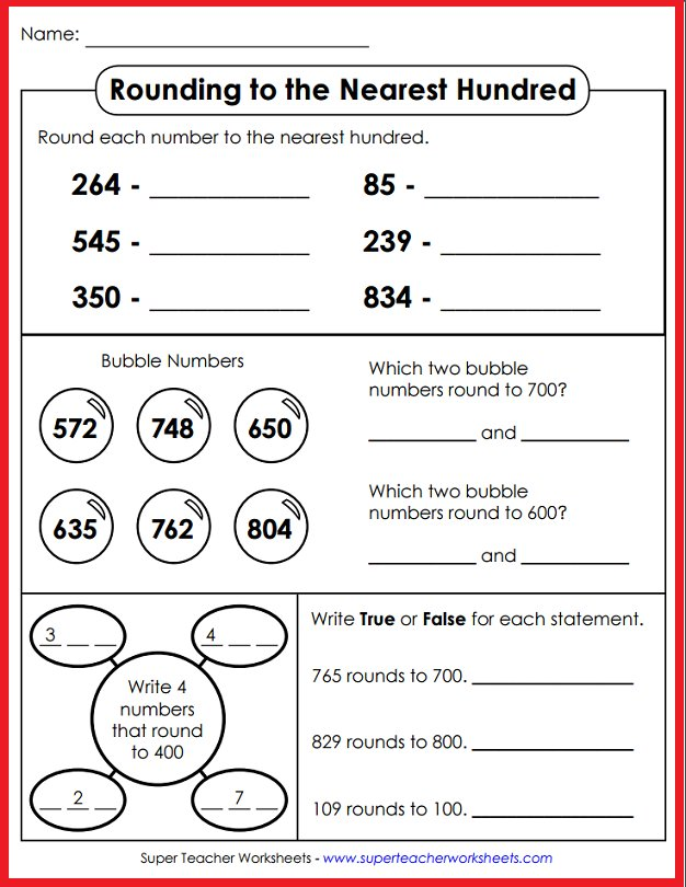 Superteacherworksheets On Twitter Super Teacher Worksheets Has A Well Rounded Collection Of Rounding Resources Check Out Our Collection Today Https T Co Blgklweisy Https T Co 7lxobyapaa Super teachers worksheets password