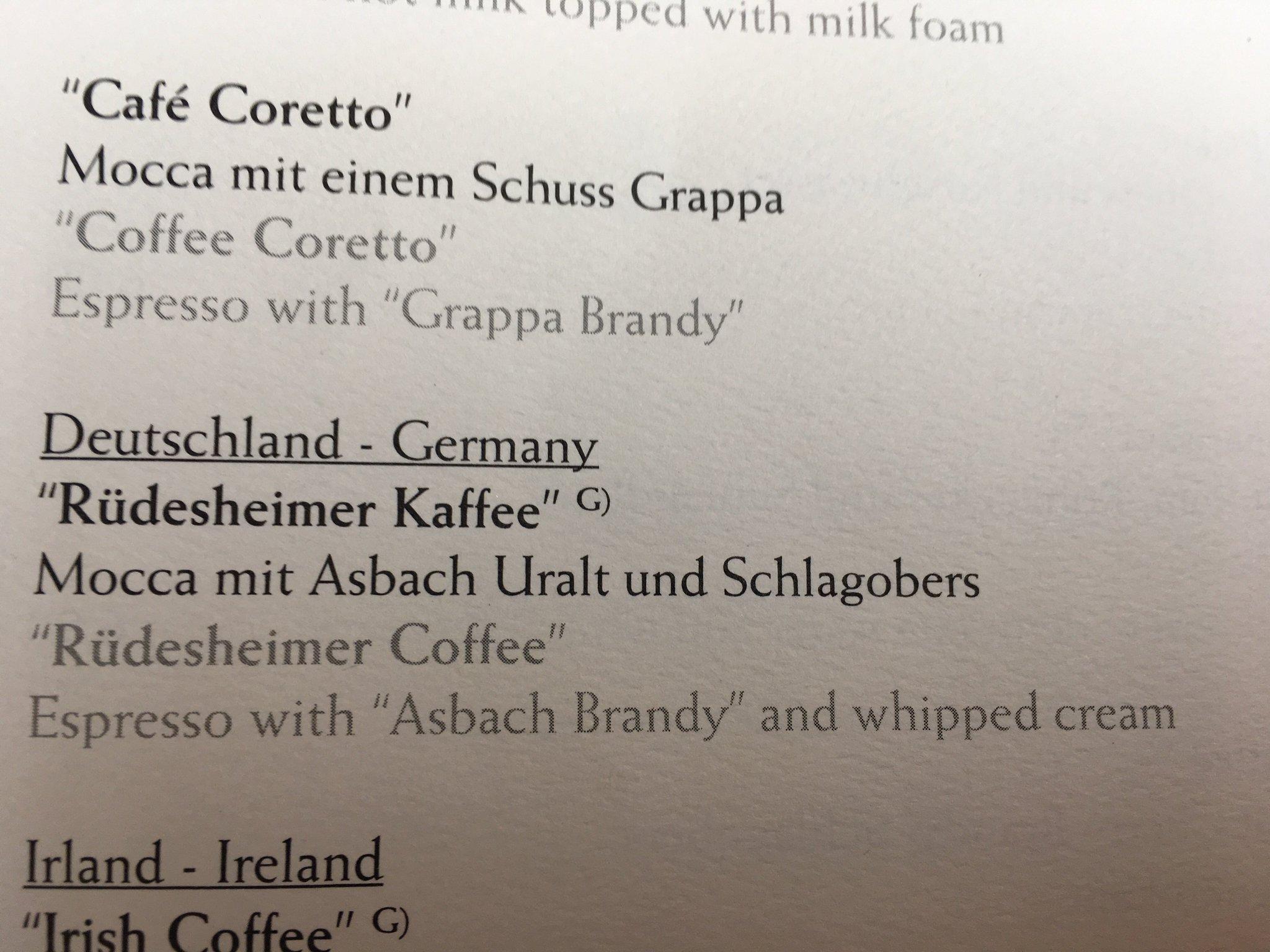 Hi hi. Es gibt hier sogar deutschen Kaffee… #meurers #walz2null https://t.co/EutXszaDbE