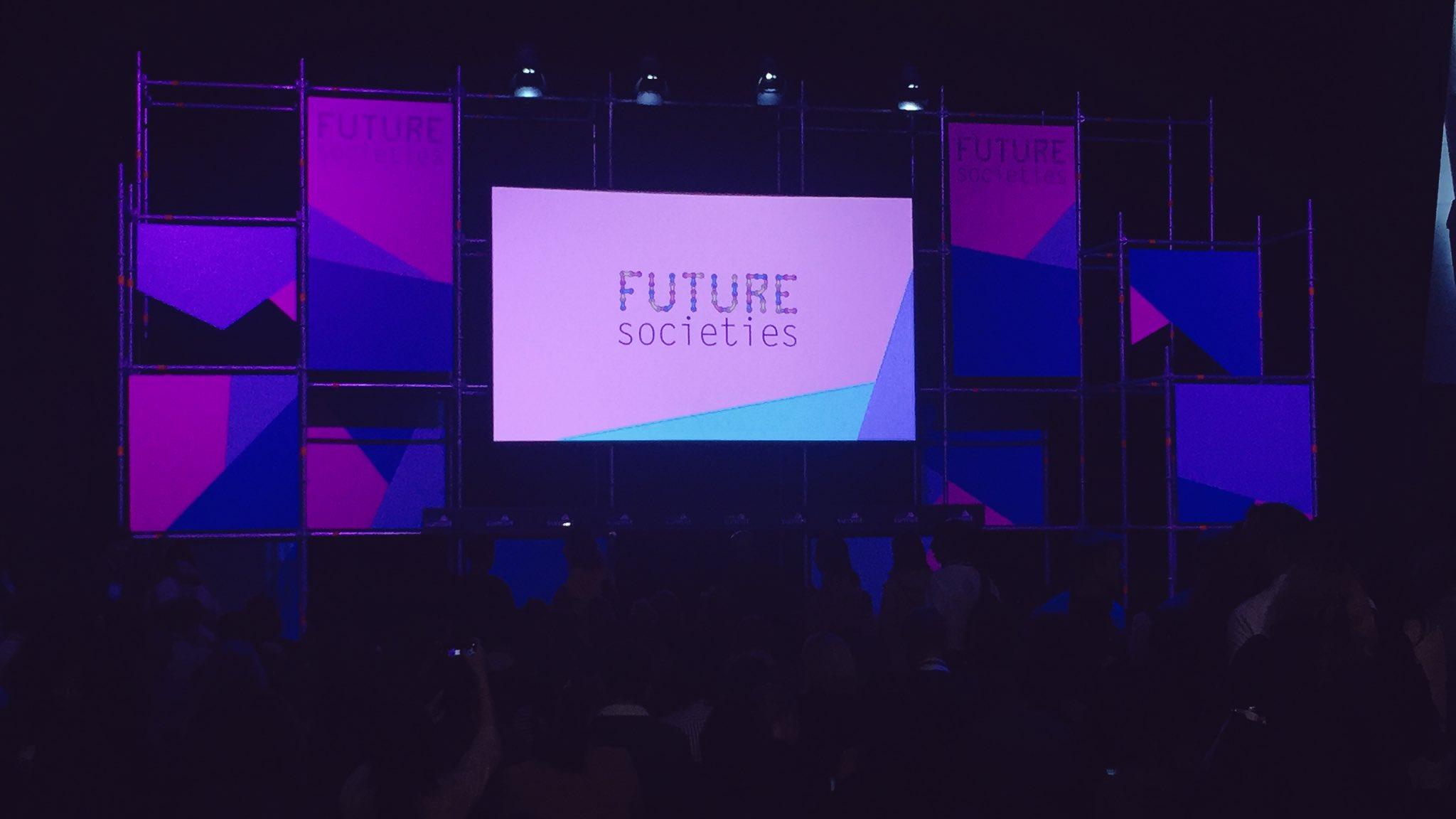 Con @tree_srl al @WebSummit, #FutureSocieties conference. La tecnologia che cambia il mondo. #websummit #lisbon https://t.co/I75b7h4i25