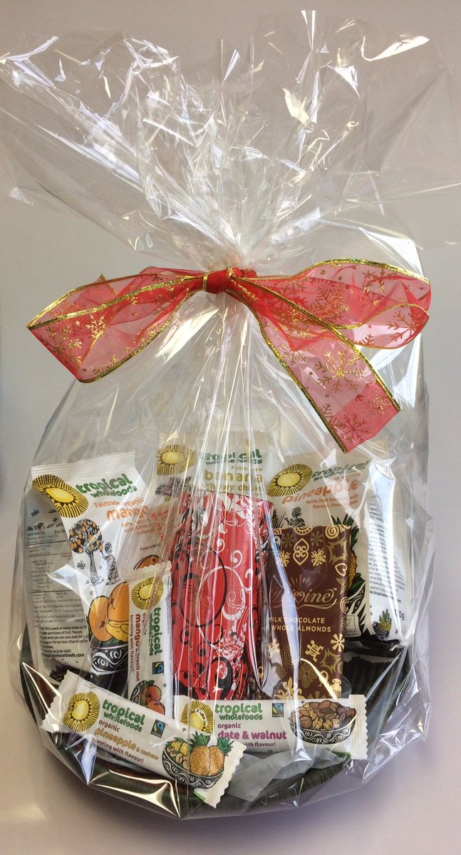 holiday gift basket now available bestselling tw products with festive additions from traidcraft and divine