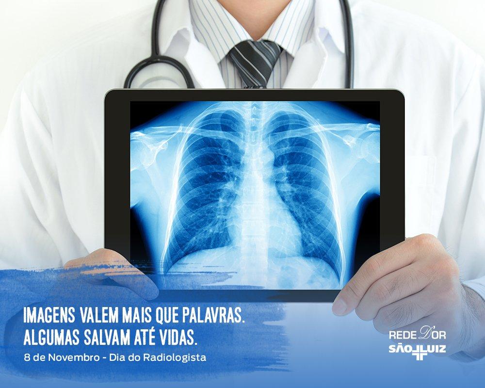 A Rede D'Or São Luiz parabeniza a todos os radiologistas, profissionais que contribuem na realização de diagnósticos precisos.