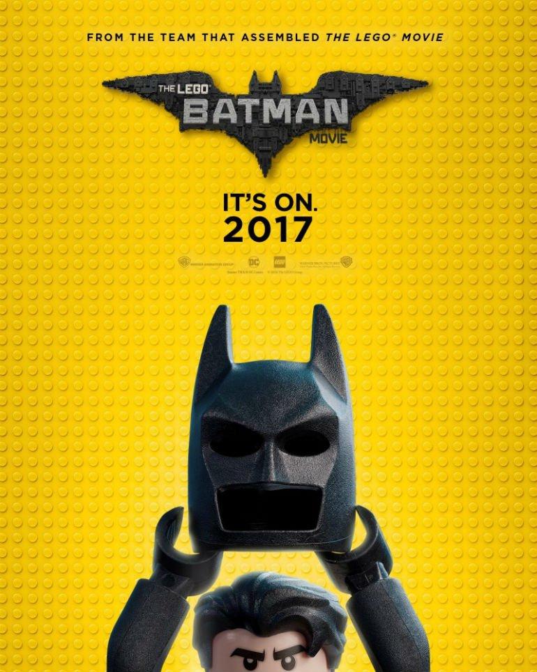 Лего Фильм Бэтмен  The Lego Batman Movie 2017 смотреть