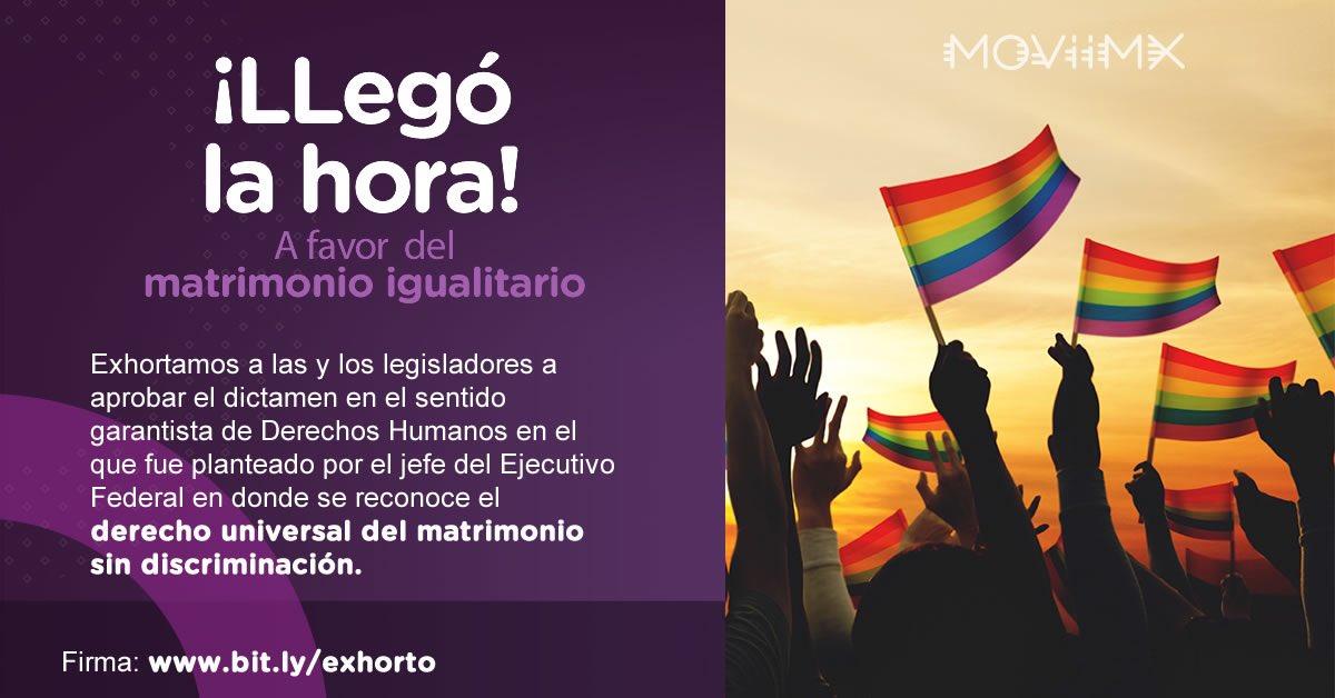 .@EnriqueOchoaR que el PRI se ponga del lado correcto de la historia y vote mañana a favor de #matrimonioigualitario https://t.co/yGCgEdibF3