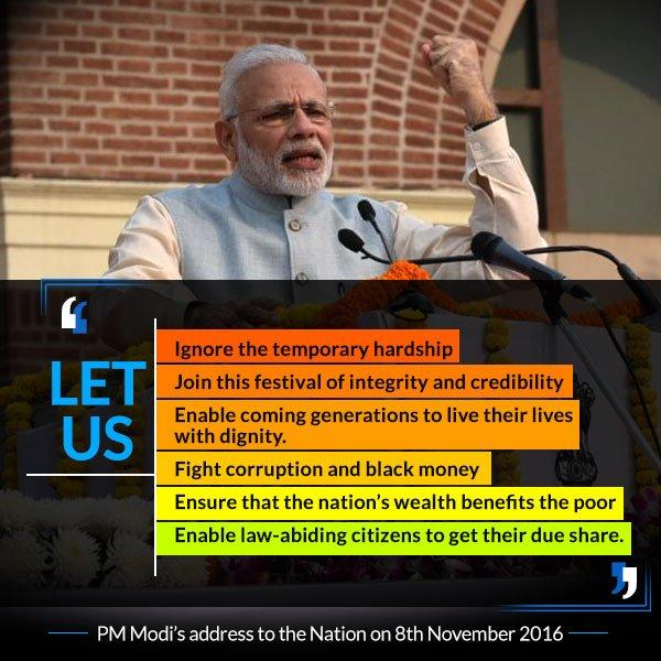 #TransformingIndia  Towards an India that is free from corruption and black money. #IndiaFightsCorruption @arunjaitley @FinMinIndia https://t.co/U7hYh2ni6C