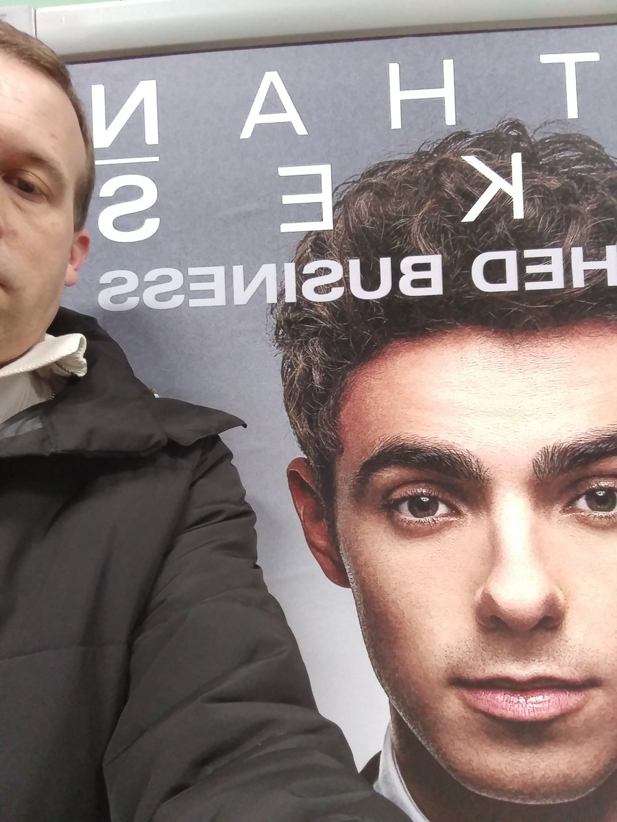 @NathanSykes nice to see you at earls court