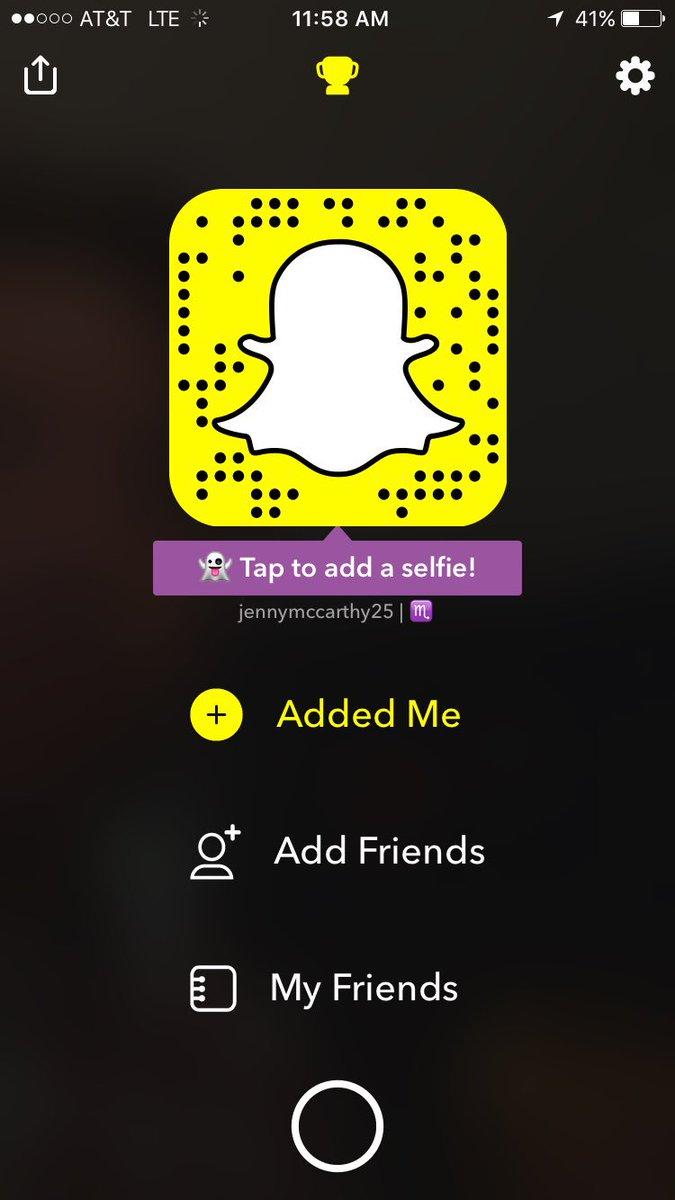 Snapchat Jenny McCarthy