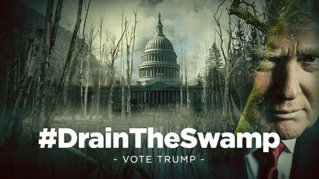 RT if you VOTED TO DRAIN THE SWAMP! #MAGA #ElectionDay #Election