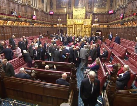 Breaking news: Lords vote to ditch controversial 'exemption clause' https://t.co/ReP7VPXRly https://t.co/XKcbn4nmGL