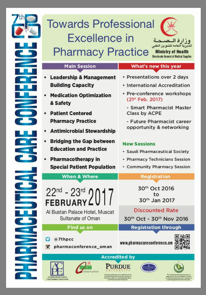 PharmCareConference on Twitter: