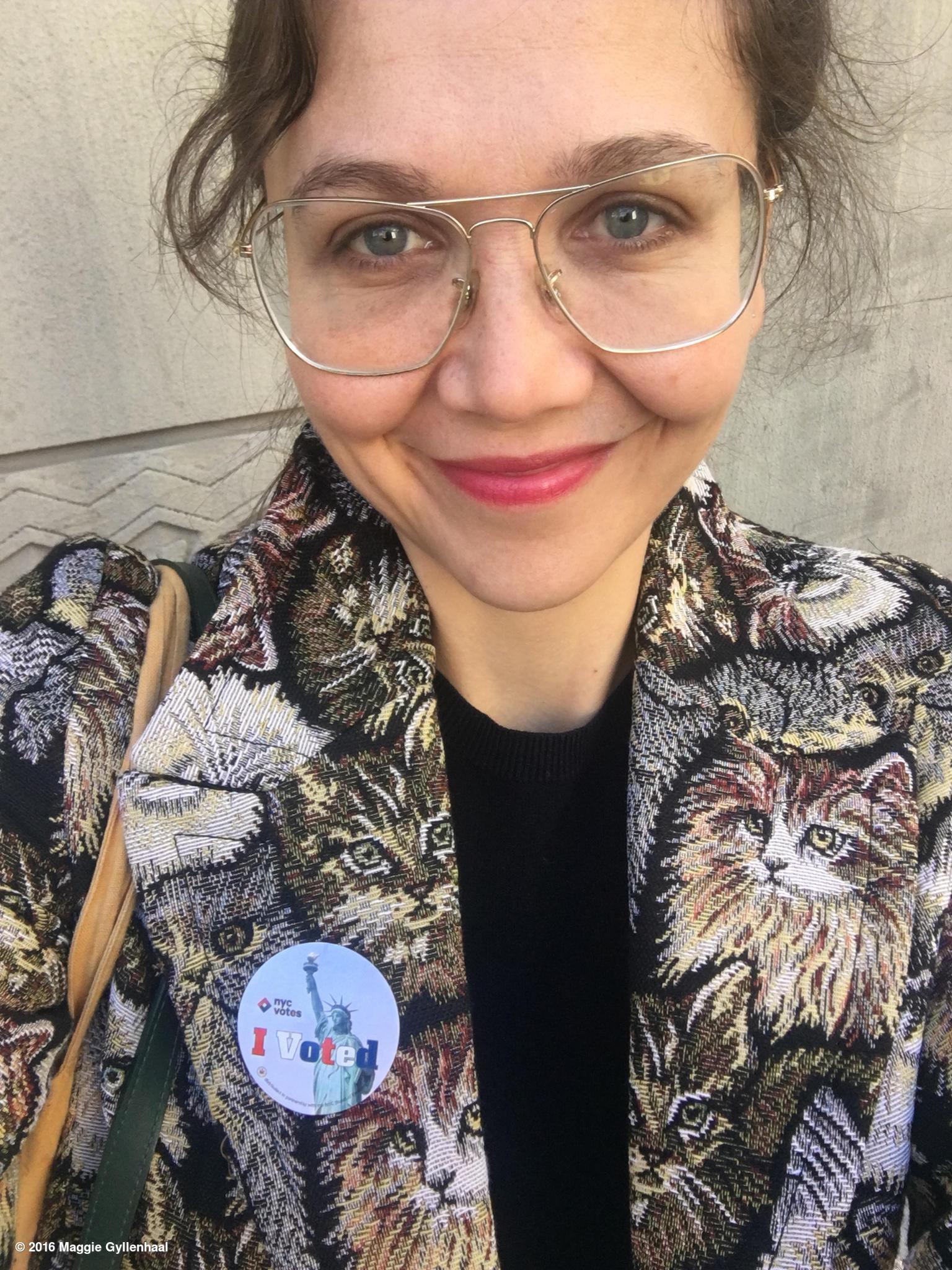 Maggie Gyllenhaal Pussy 51