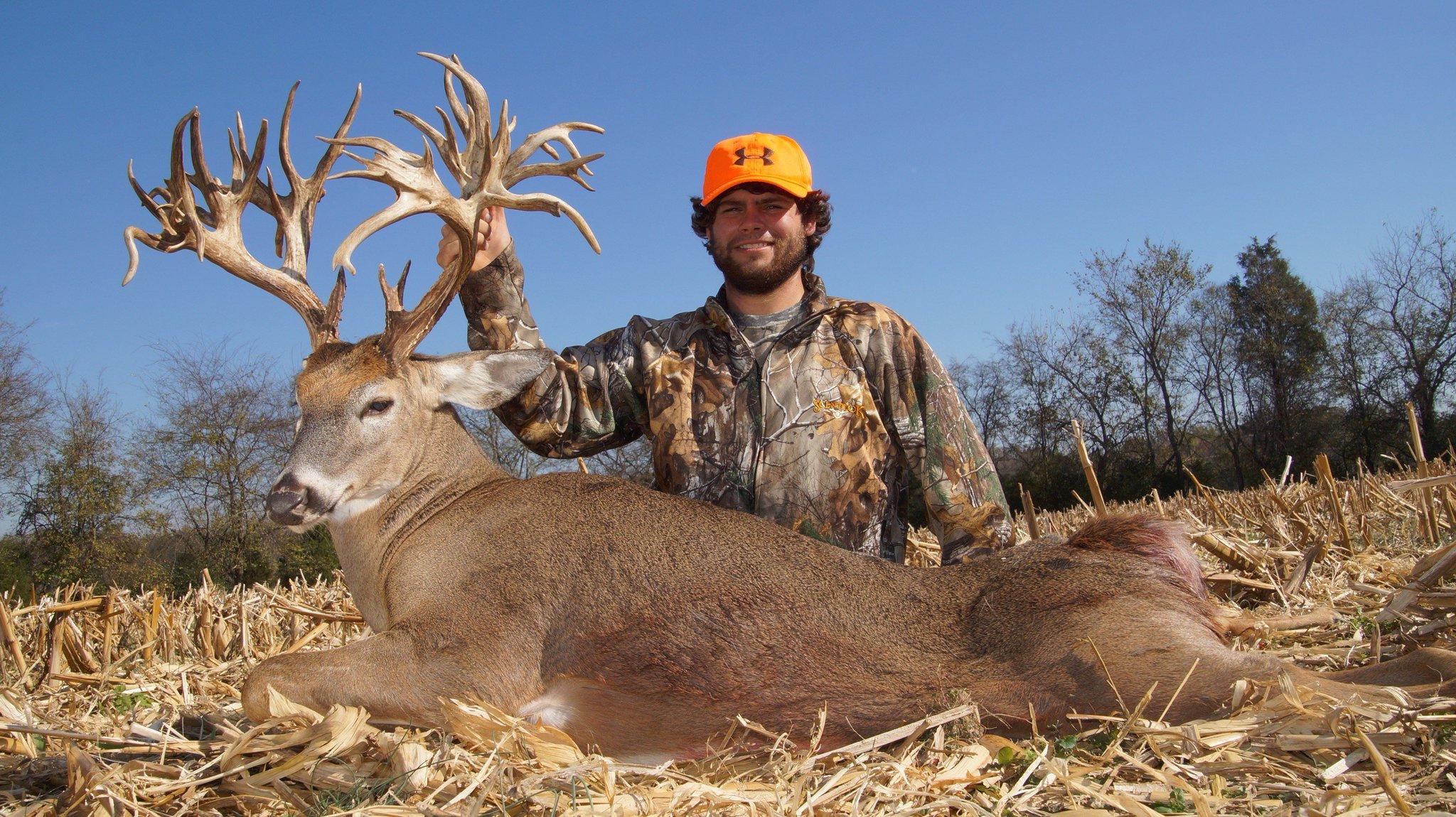 Deer Hunting 2017 East Tennessee - YouTube