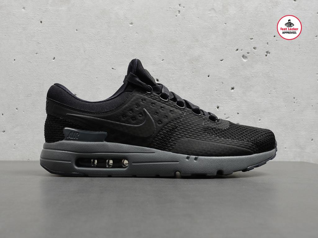 2484f13bbaf ... switzerland foot locker on twitter the black nike air max zero is  arriving in stores.