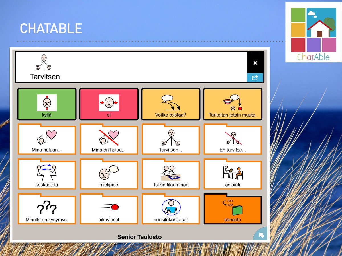 Special Needs Apps From November >> Tarja Tolonen On Twitter Our Students With Special Needs Can Share