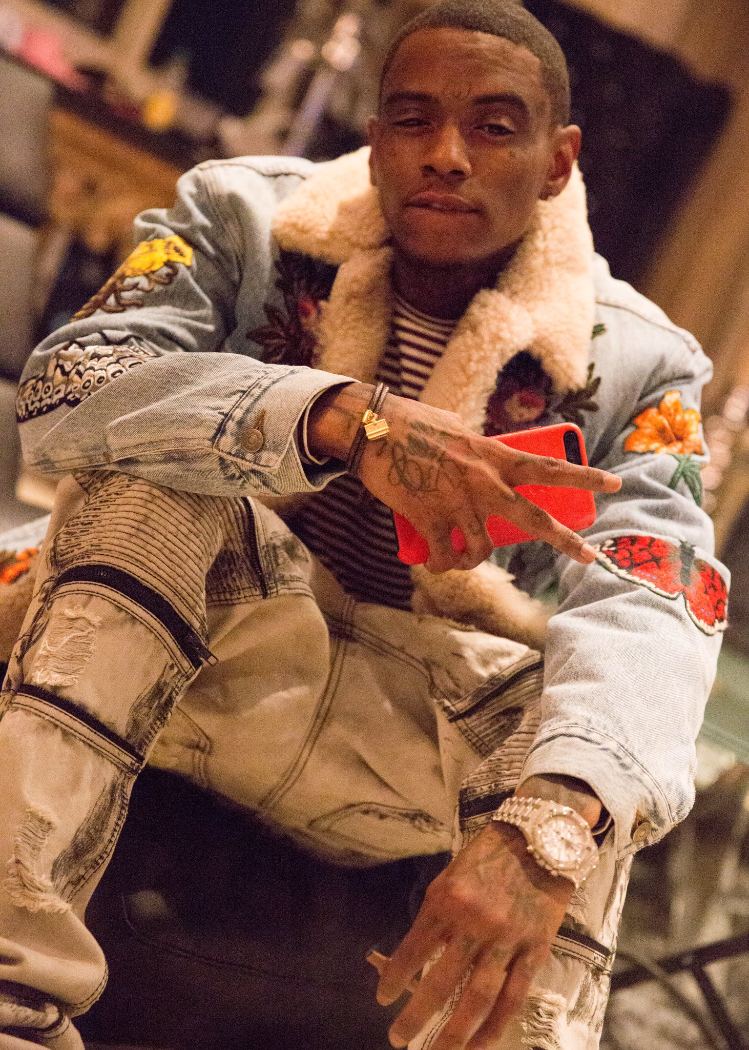 "Soulja Boy On Twitter: ""I Cannot Waste No Time Bitch I'm"