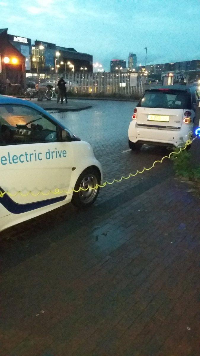 Frank Straver On Twitter Elektrische Auto Opladen Zonder Stekker