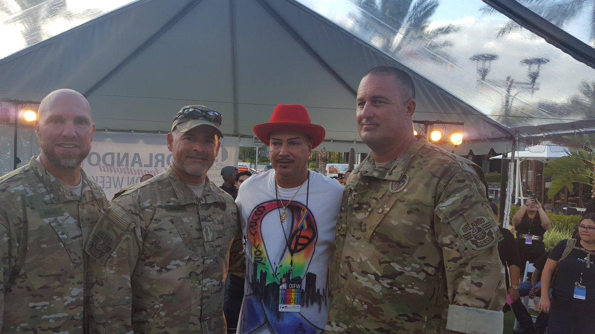 Orlando Police On Twitter Pulse Survivors Had No Idea Swat Was