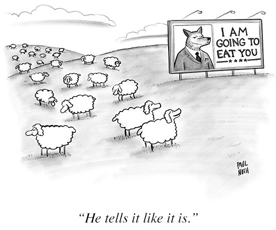 the new yorker on twitter a cartoon by paul noth see more