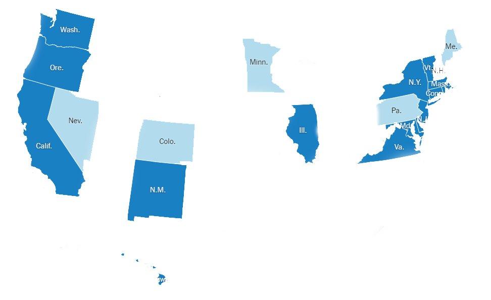 America looks beautiful.