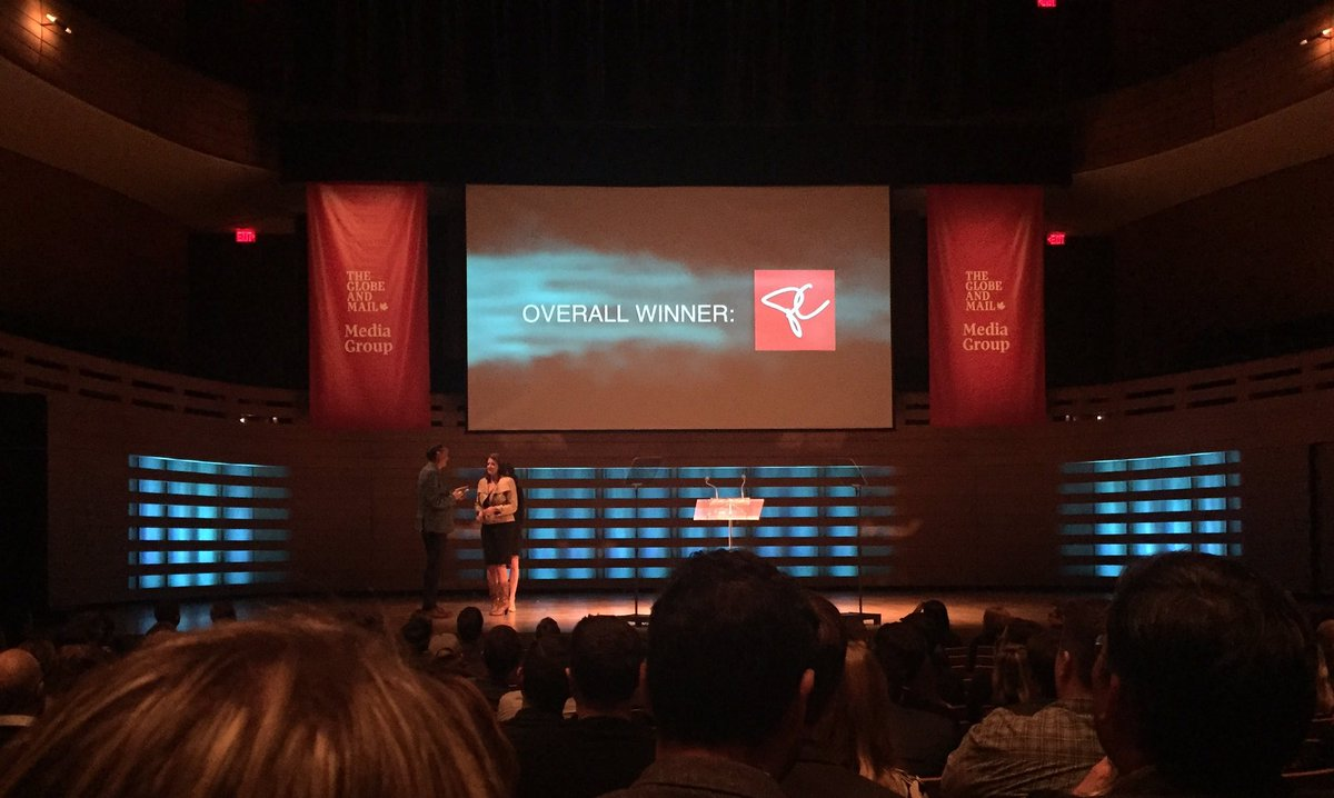 PC is brand of the year! #presidentschoice #johnst #congrats #team @StrategyOnline https://t.co/wKoposJPL4