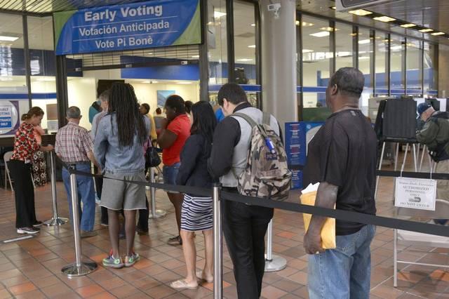 Clinton da vuelta la elección en Florida y aumenta la expectativa sobre un distrito clave https://t.co/P3gDVbDPwm