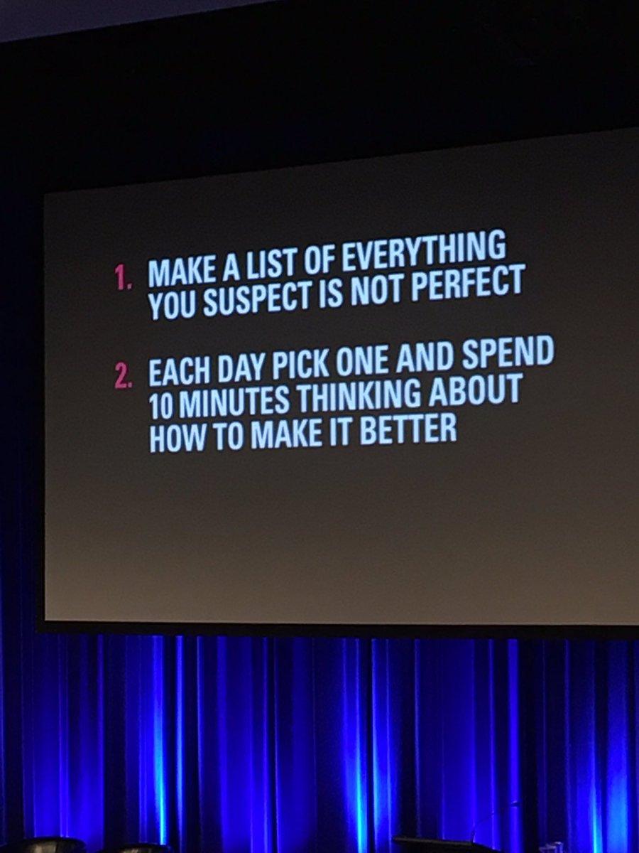 Nice straightforward way to add innovation into your day @Jamesologhlin #lwfutureforum https://t.co/hpzoadYykQ