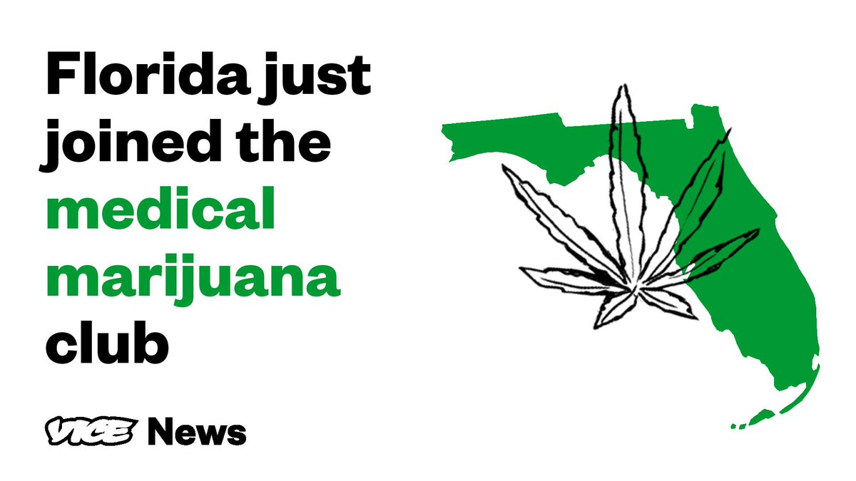 Florida just legalized medical marijuana for people with PTSD, epilepsy, and other serious conditions