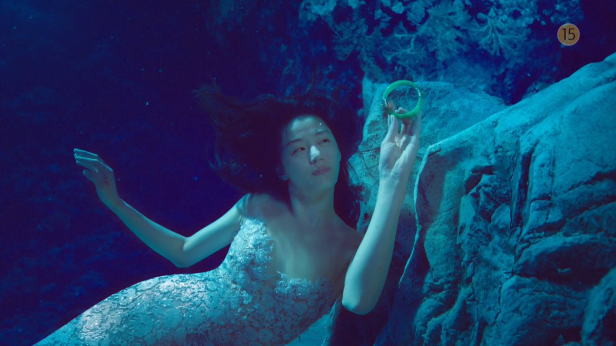Image result for legend of the blue sea mermaid
