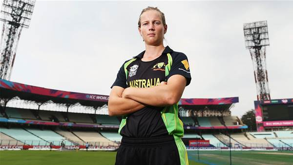 Meg Lanning's important captaincy discovery https://t.co/eEU6NiUNii #cricket https://t.co/QDQ0GVmTJU