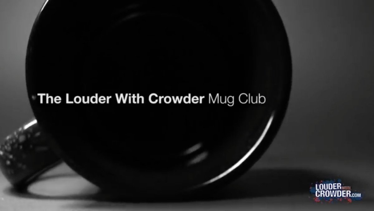 steven crowder on twitter the mug club promo code for students is