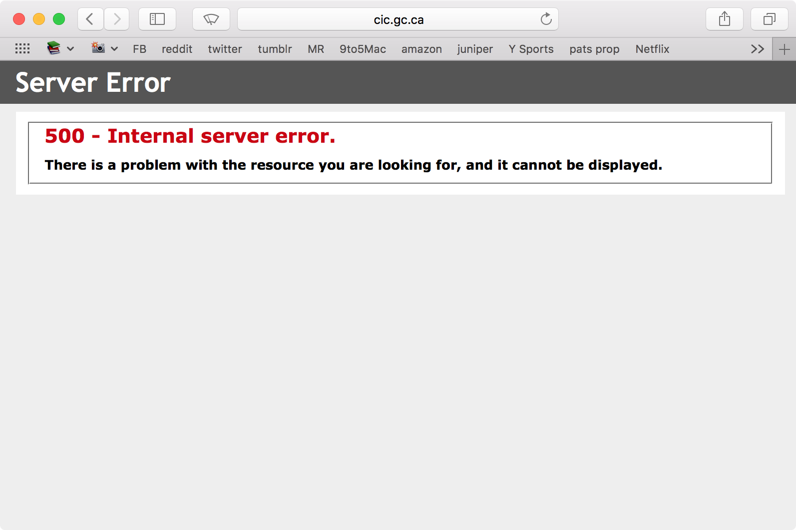 Thumbnail for US election: Canada immigration website crash