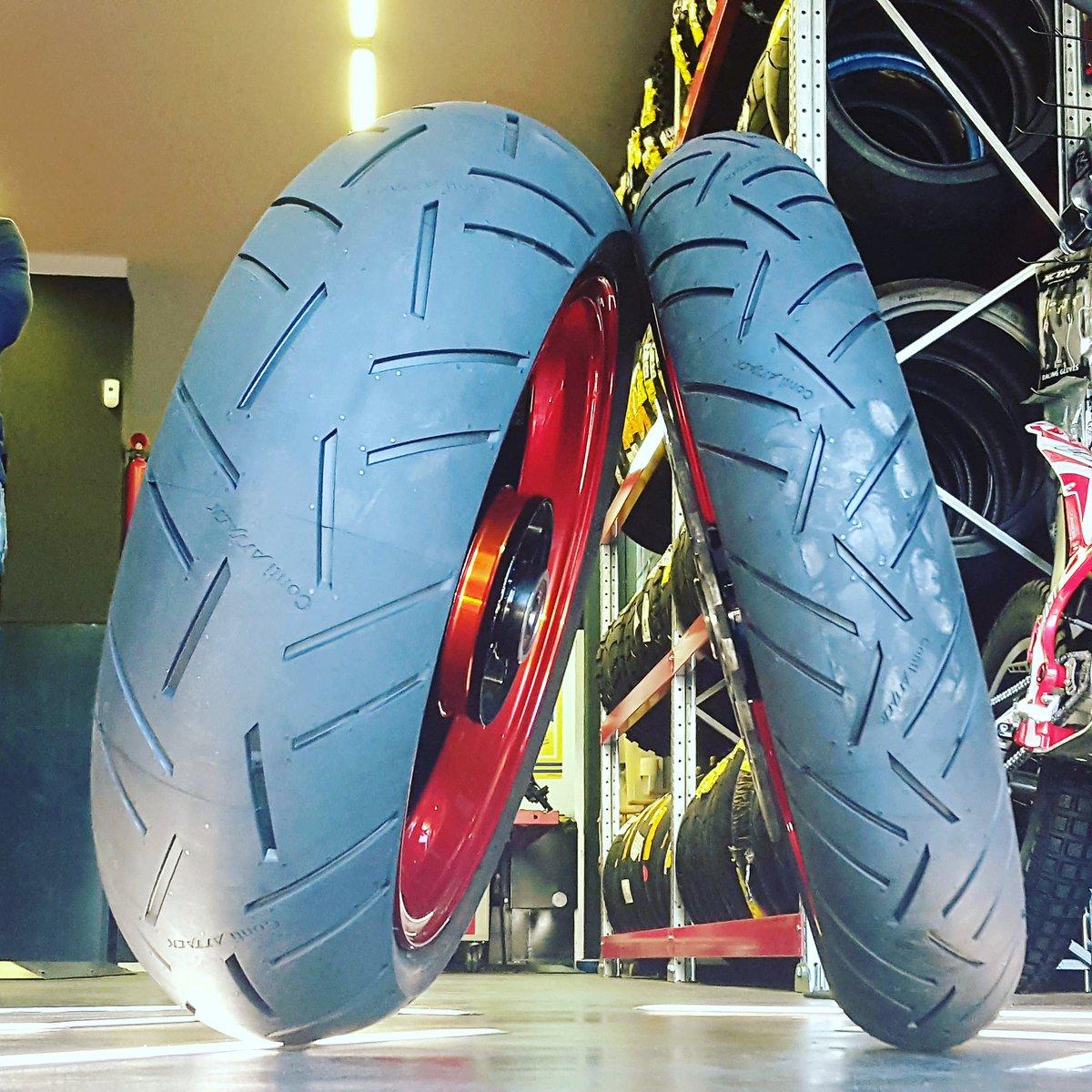 ContiSportAttack 3, il test sulla KTM 1290 SuperDuke R | Pneumatici Performance