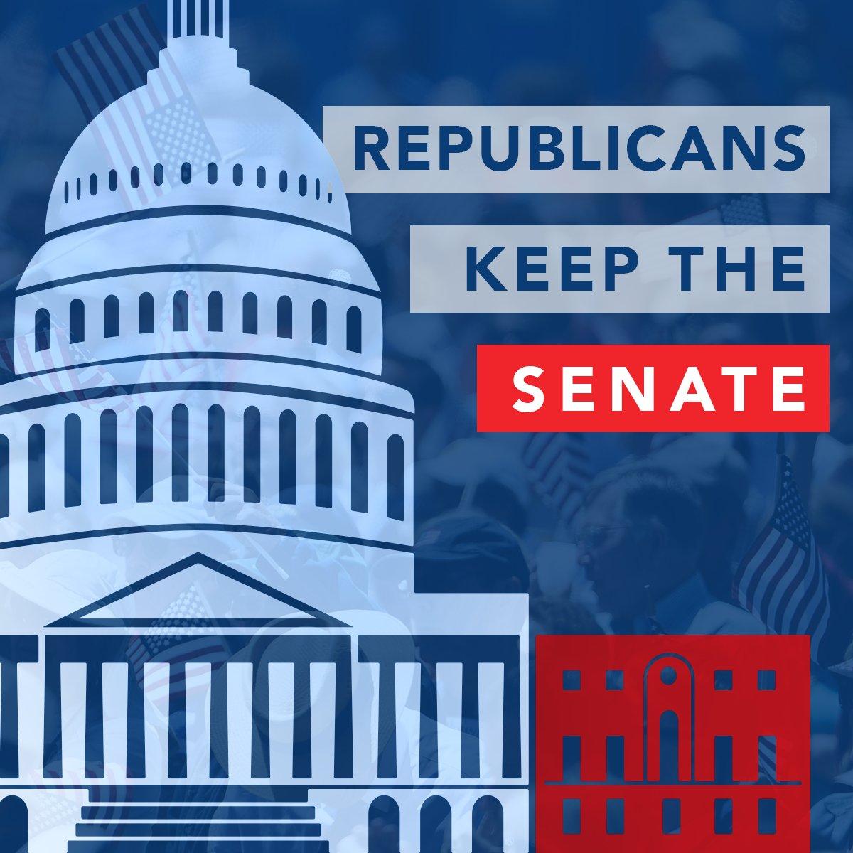028f80a9649c92 GOP GOP Congratulations to the  SenateGOP for maintaining their majority!  https   t.co dqI4ypUuOR 2 jaar geleden