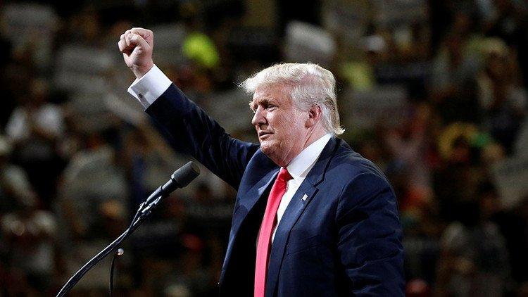 Trump, a un paso de llegar a la Casa Blanca tras ganar en  el estado clave de Pensilvania https://t.co/S0wNJRFG8b  #ElectionNight https://t.co/pdzZxNFnSU