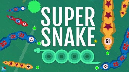 Thumbnail for Supersnake.io Game