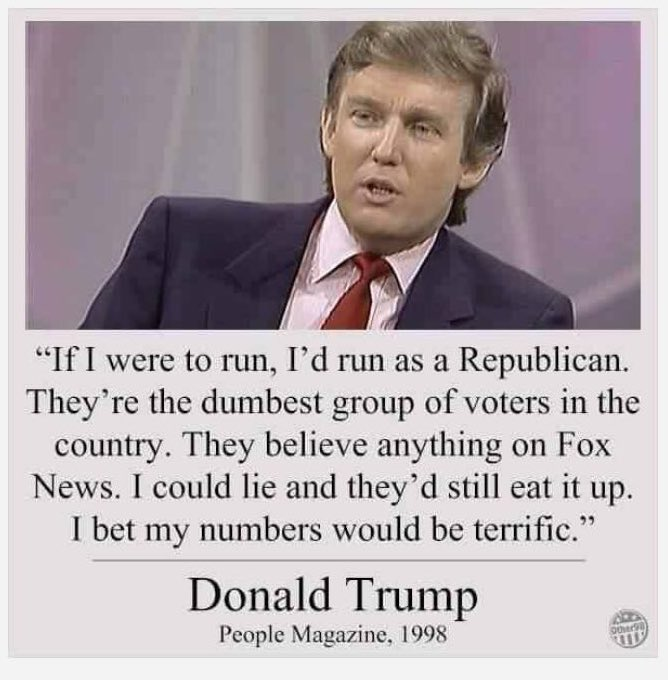 Trump actually called this back in 1998 #ElectionNight https://t.co/ekLAu1obFb