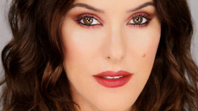 Opulent Burgundy and Berry Makeup Look Using Organic, Natural Colour MakeUp LoveYouLisa -