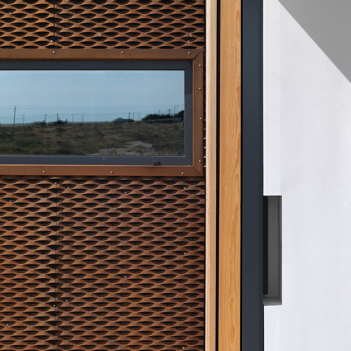 Fineline Aluminium on Twitter \ Pobble House | System 22 | Sliding Doors | Architect Guy Holloway Photo Charles Hosea #Design #Architecture #Minimalist ... & Fineline Aluminium on Twitter: \