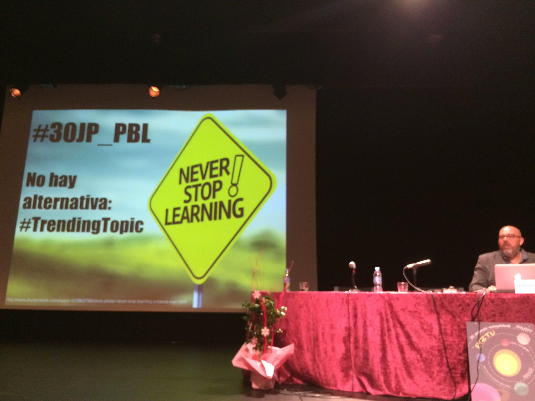 #30JP_PBL genial!!!!! Compartir y cooperar y difundir @ftsaez @susanalobela https://t.co/lqRGaIfF77