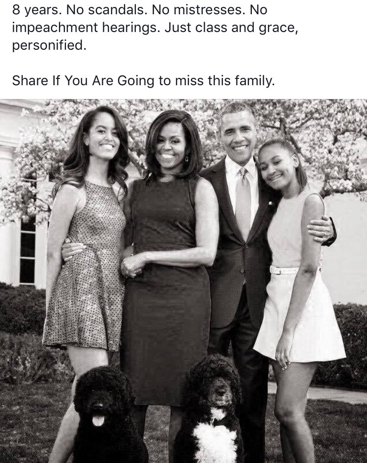 Going to miss the class of this family #ElectionNight #Election2016 #obamaday https://t.co/MkYaFOnQM6